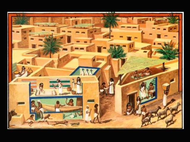 CIVILIZACIÓN MESOPOTAMICA