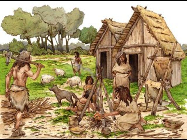 Neolithic Revolution 10,000 BCE