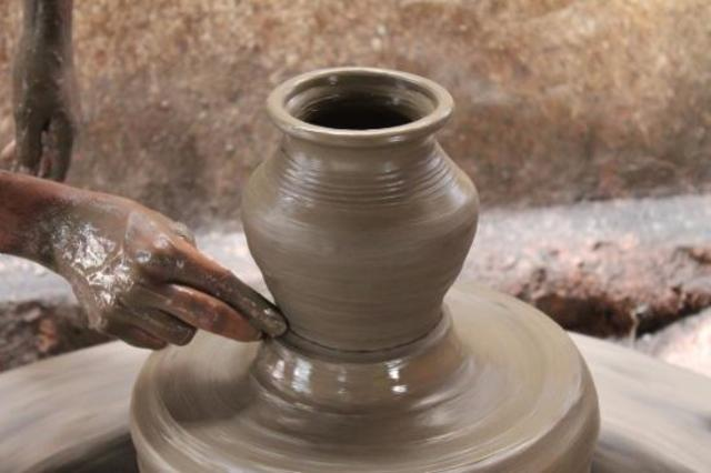 Pottery Invented