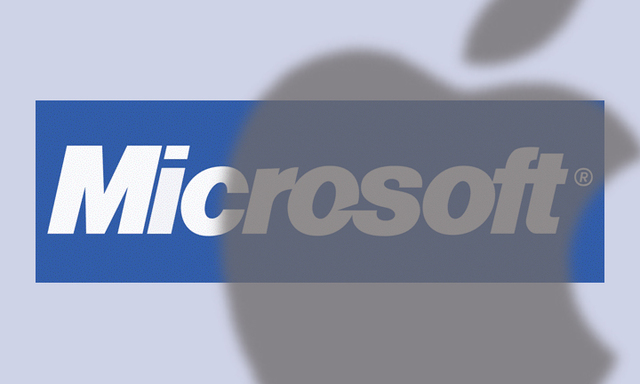 Microsoft invests $150 million in Apple.