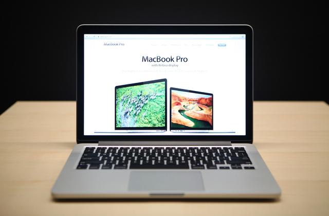 Macbook Pro is introduced.