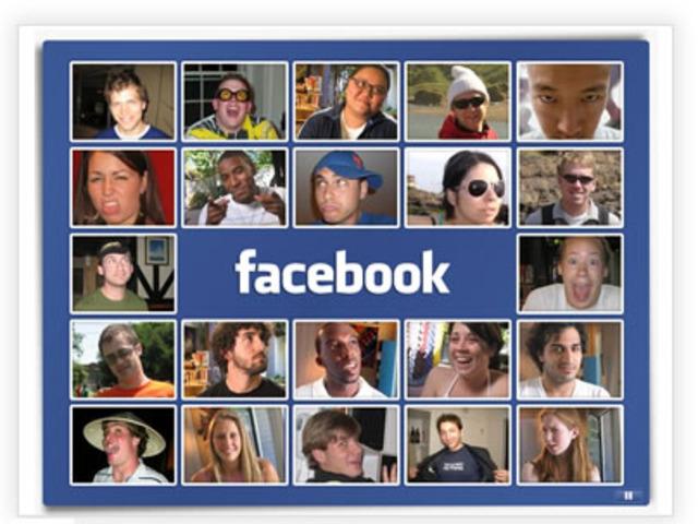 Facebook falla en bogota