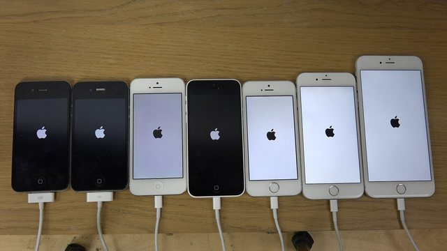 The iPhone.