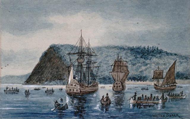 Jacques Carrier's Second Voyage