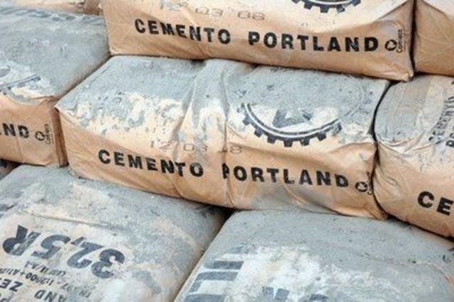 Creación del cemento portland.