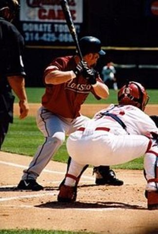 Houston Astro Jeff Bagwell