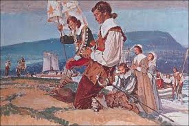 Establishment of Trois-Rivières