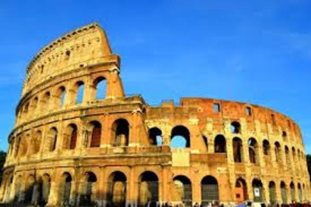 Vespasiano: construye el coliseo