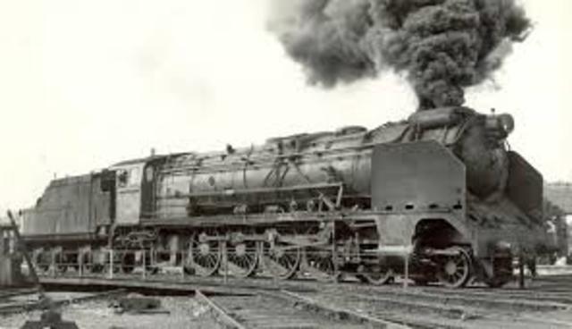 invención de maquinas de vapor