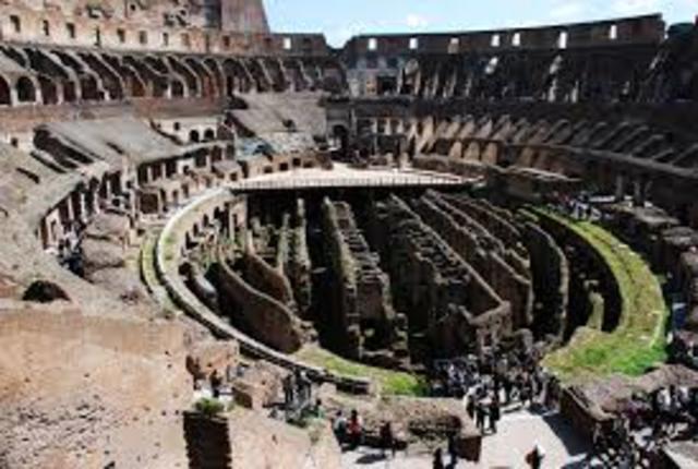 Renovación del Coliseo
