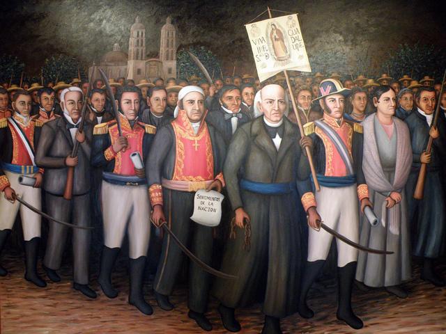 Precursores de la reforma agraria.