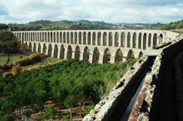 AQUA APPIA, CONSTRUCCIONES DEL IMPERIO ROMANO