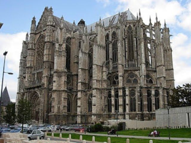 Catedral Beauvais
