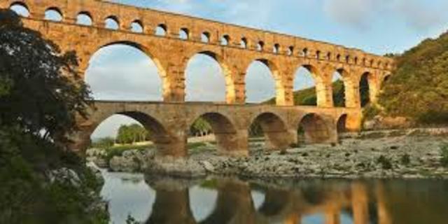 312 a.C. Acueductos