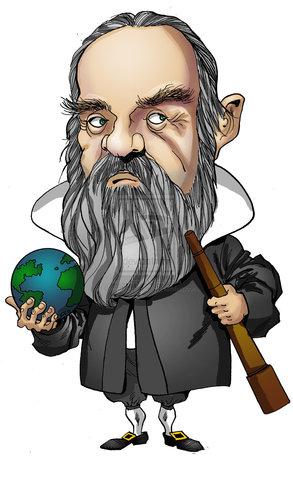 Nace Galileo Galilei