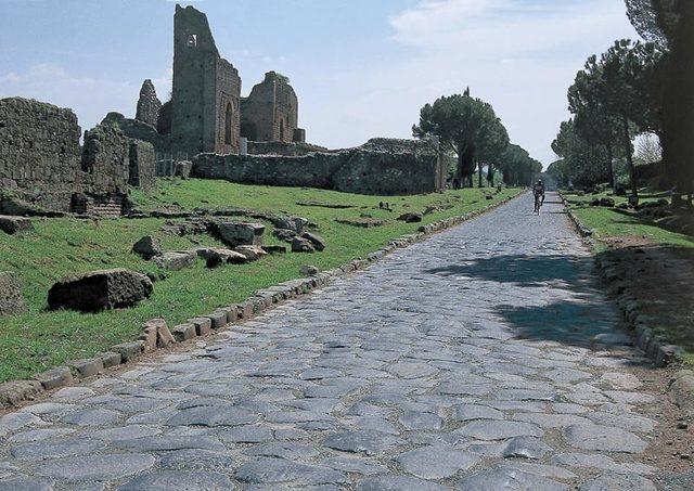 312 a.C. Vía Apia