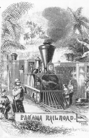 Ferrocarril de Pánama