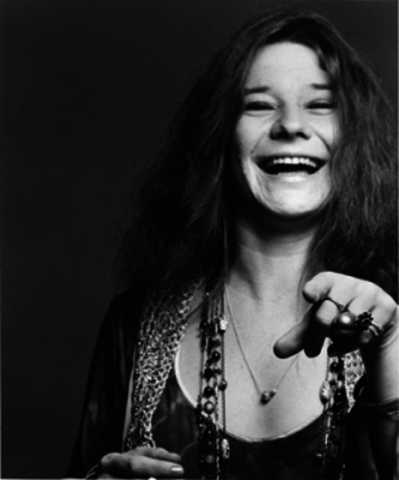 Fallece Janis Joplin