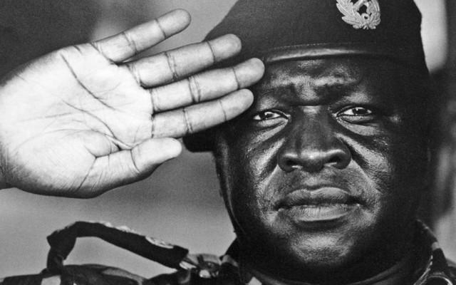 Idi Amin Dada toma el poder de Uganda