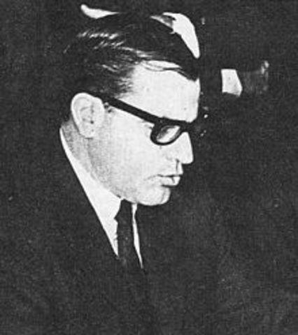 Golpe de estado en Uruguay, por parte del Presidente Juan María Bordaberry
