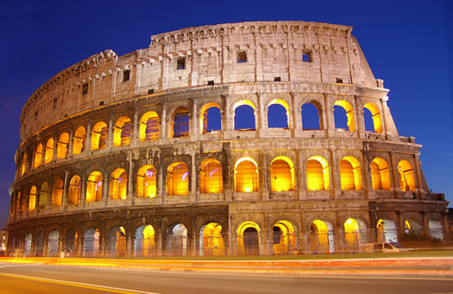 72 d.C anfiteatro Flavio
