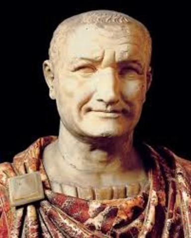 80 d.C emperador Vespaciano