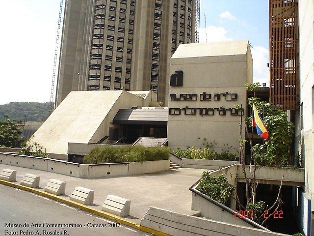 Inauguración del Museo de Arte Contemporáneo de Caracas