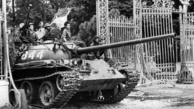 Caída de Saigón: Vietnam del Sur se rinde a Vietnam del Norte
