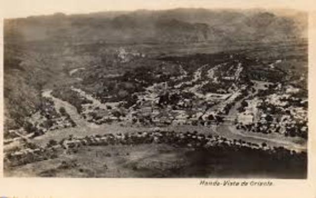 plan de caminos para colombia