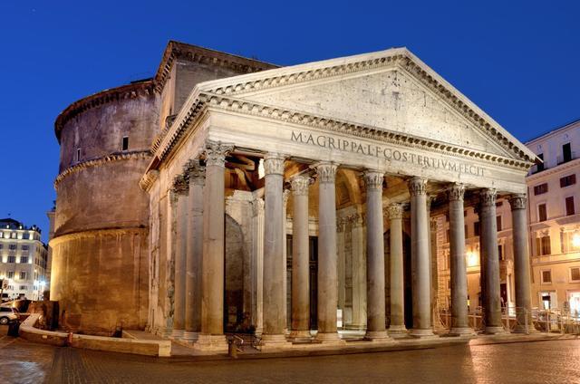 126 d.C Panteon