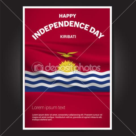 Independencia de Kiribati