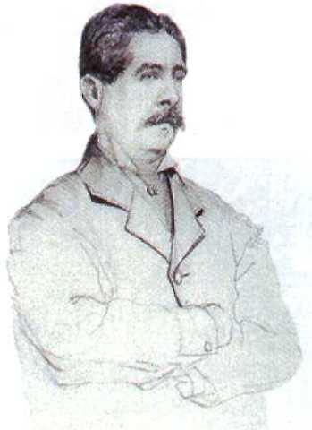 1860 Francisco Javier Cisneros
