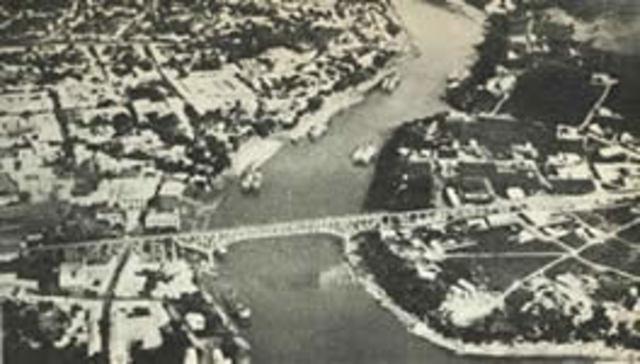 1880 Bogota - Girardot