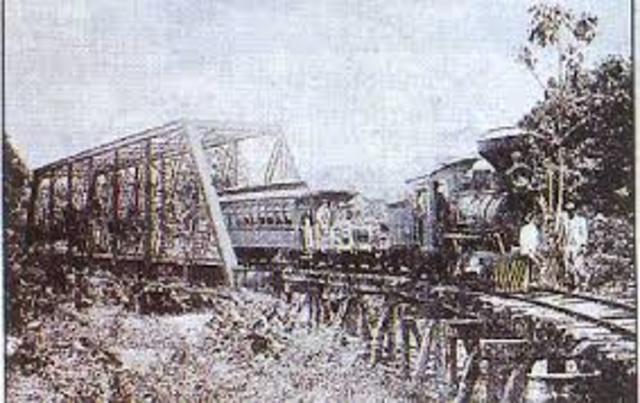 1890 Vias Ferreas