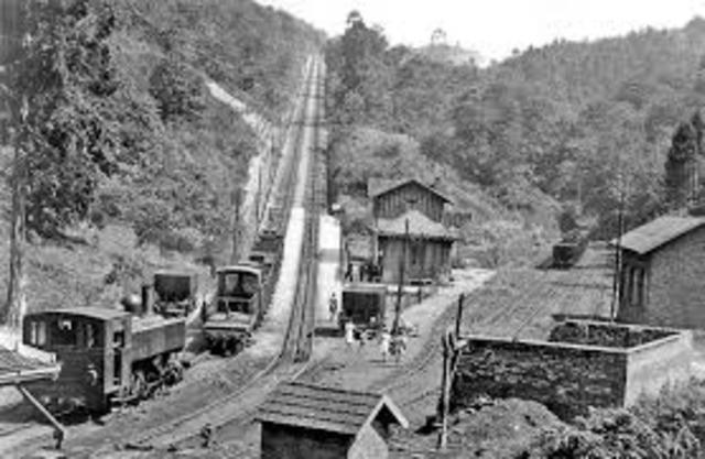 1940 vías ferreas
