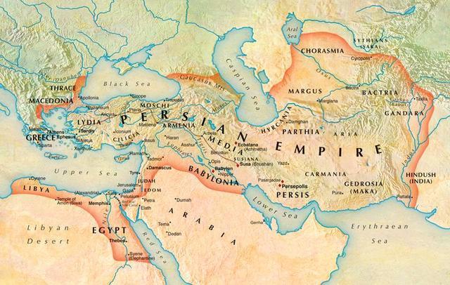 Persia y Mesopotamia