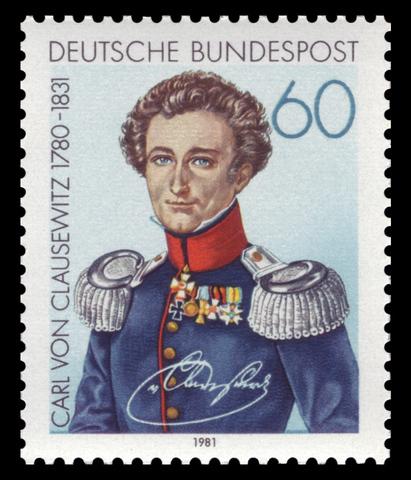 Carl Von Clausewtz