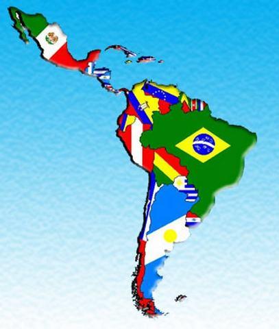 La gestión educativa aparece en América Latina.