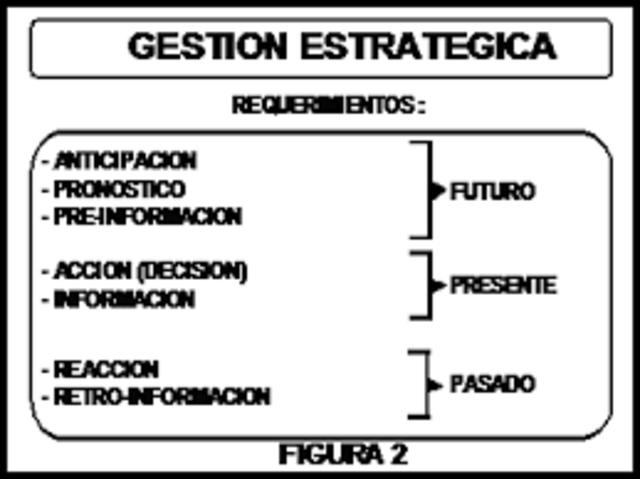 Enfoque de Gestión Estratégica