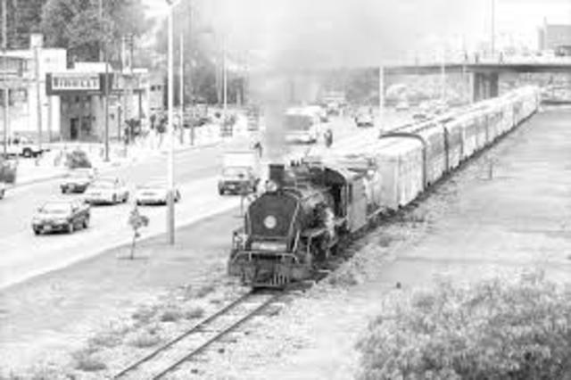 Obras Ferrocarril de Panamá