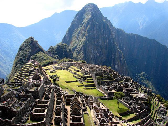 Actualidad de Machu Picchu