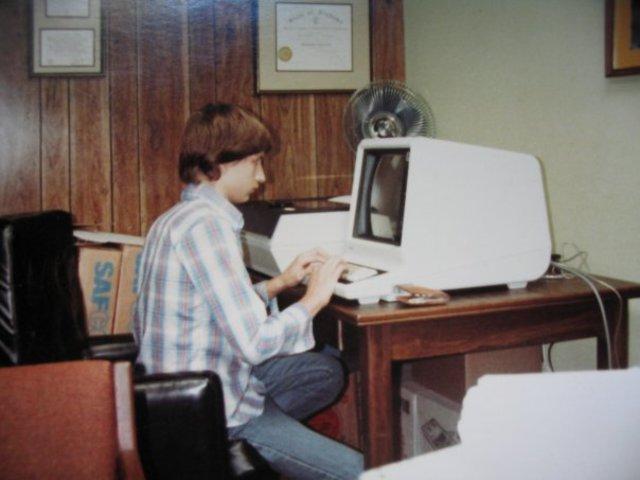 Sistema para enseñar por computadores PLATO