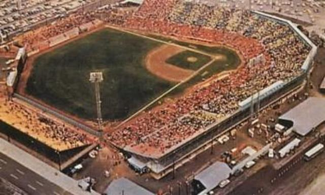 Final Game at Colt Stadium