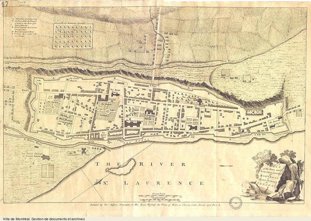 Third settlement (Ville-Marie)