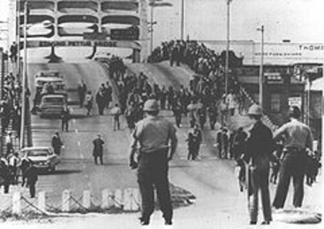"""Bloody Sunday"" 1965"