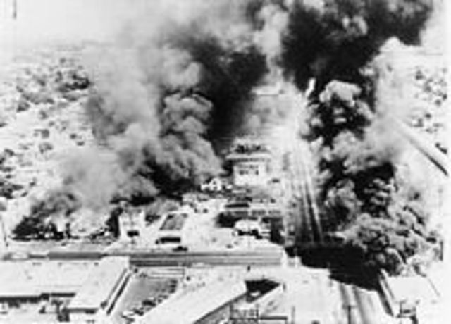 Watts (Los Angles) Riots: 1965