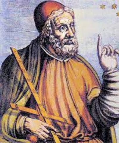 Claudius Ptolemaeus