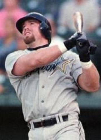 Bagwell joins the Astros
