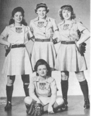 All-American Girls Prof. Baseball
