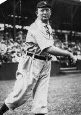 Cy Young Perfect Game